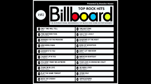 Billboard Top Rock Hits 1982