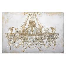 chandelier diamond dust
