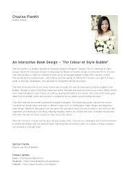 pear chavisa p graphic design pearpersonalstatement