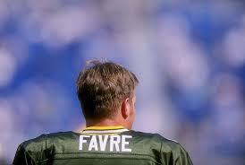 brett favre a gunslinger revealed quarterback brett favre of the green bay packers during the packers 10 9 loss to