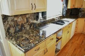 Birch Wood Kitchen Cabinets Small Kitchen Backsplash Buslineus