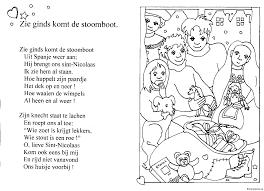 Kleurplaten Sinterklaas En Zwarte Piet 2013 Voyceeu