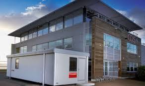 prefab office space. Modular Building / Prefab For Offices Steel - TITAN Office Space B