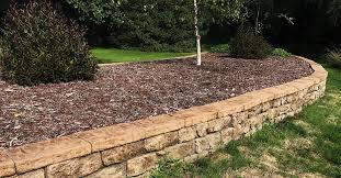 retaining wall garden block series 1
