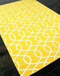 blue and yellow rug light outstanding area rugs inspiring white round yello