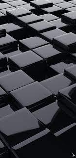 Black and White 3D Desktop HD Wallpaper