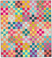 Learn How to Make a Perfect Nine Patch Quilt Block - The Seasoned ... & The Nine-Patch quilt block is one of the best blocks to start with if Adamdwight.com