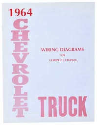 1964 gm truck parts literature multimedia literature wiring 1964 truck wiring diagram