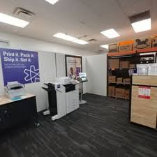 Fedex Office Print Ship Center Shipping Centers 8301 N