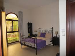 Neat Bedroom Bedroom With Attached Bathroom In A Spacious And Neat Villa