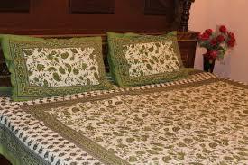 bed sheets printed. Plain Printed Cotton Jaipuri Print Bed Sheet Intended Sheets Printed