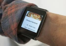 LG G Watch W100 Black buy smartwatch ...