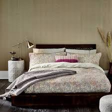 Patterned Bedding Best Decorating Design