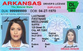 About License Arkansas Little Classes Rock Look - Like What Driver They Do