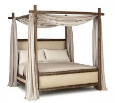 6 Rustic Canopy Beds We Love