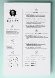 Pages Templates Resume Glamorous 30 Resume Templates For Mac Free