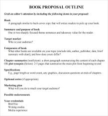 Book Proposal Outline Template Writing A Book Outline Eclipse