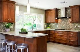 Breezy U Shaped Kitchen
