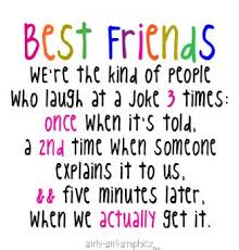 Hahaha Thats When You Know Youve Got A True Friendp Bffs