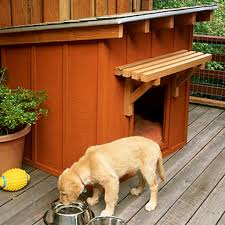 Outdoor: DIY Simple Dog House - Dog House