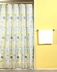 full image for black damask shower curtain short shower curtain length short shower curtain liner lengths