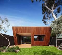 A Shaped House Design Trapezoid Shaped House