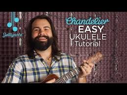 chandelier by sia easy ukulele s tutorial for beginners tenthumbs pro jellynote lesson