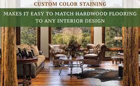 furniture on wood floors. Pro Of Hardwood Flooring Is Custom Staining Furniture On Wood Floors