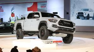 Chicago 2016: La Toyota Tacoma TRD Pro 2017 refresca las ...