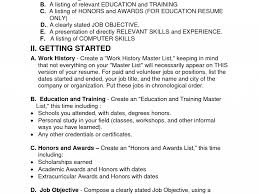 Marvelous Example Of Job Skills Examples Resumes For A Resume And
