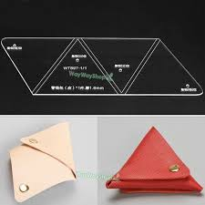 Leather Templates Acrylic Leather Templates Diy Unisex Tools 897 Model To Make