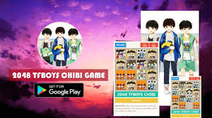 ? 2048 TFBOYS Chibi Cute Game cho Android - Tải về APK