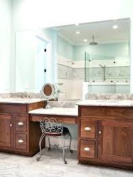 bathroom makeup vanity. Vanity With Makeup Counter Bathroom Master Use Idea Only E