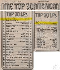 Nme Charts Led Zeppelin Iii 12 5 70 Led Zeppelin