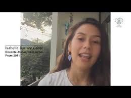Isabella Barney 40 años CES - YouTube