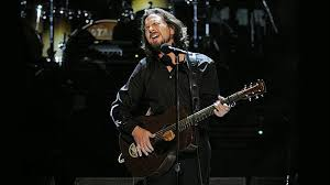 eddie vedder posts anti war essay on website music news abc  image courtesy jeffrey r
