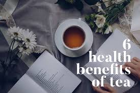 6 Incredible Health Benefits Of Tea
