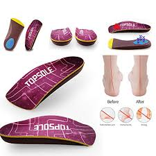 3 4 Insert Insole For Foot Pain From Plantar