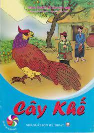 Tranh Truyện Cổ Tích Việt Nam - Cây Khế
