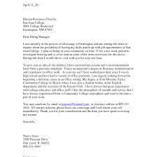 Cover Letter No Address Lv Crelegant Com