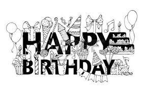 Happy birthday illustrations free ~ Happy birthday illustrations free ~ Cake box cliparts stock vector and royalty free cake box