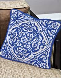 Pillow Patterns Beauteous Pillow Knitting Patterns In The Loop Knitting