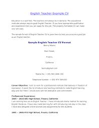 good teacher resume examples cipanewsletter cover letter english teacher resume english teacher resume