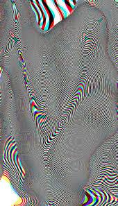 Trippy Patterns Amazing Waves By Edoardo De Falchi Festival Fetish Pinterest Glitch
