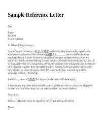 Referral Letters Sample Sample Business Referral Letter Intended For Of Testimonial