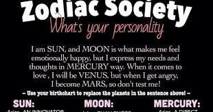 Zodiacsociety Birth Chart Sun Moon Mercury Venus And Mars Sign Scorpio Quotes