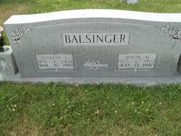 Maude Myrtle Duncan Balsinger (1905-1997) - Find A Grave Memorial