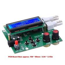 dds function signal generator module diy sawtooth triangle square sine wave kit