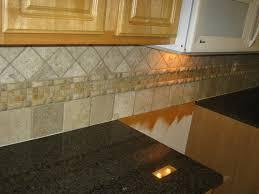 Travertine Tile For Kitchen Kitchen Backsplash Travertine Tile Model Top Home Interior