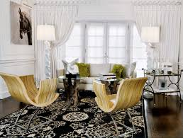 White And Black Curtains For Living Room Living Room Curtains Design Ideas 2016 Small Design Ideas